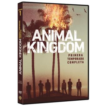 Animal Kingdom - Temporada 1 - DVD