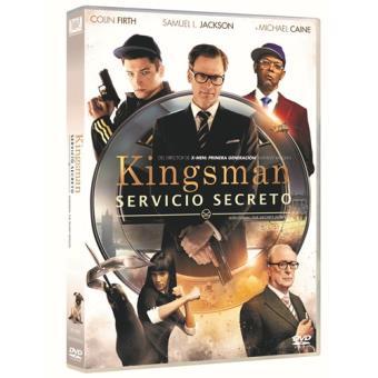 Kingsman. Servicio Secreto - DVD