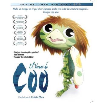 El verano de Coo - Blu-Ray + DVD