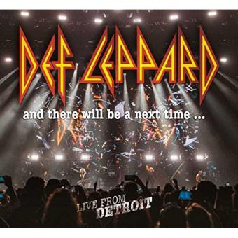 And There Will Be A Next Time... Live From Detroit (CD + DVD)