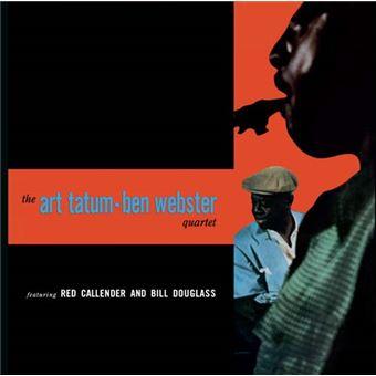 The Art Tatum - Ben Webster Quartet