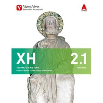 XH 2 (Xeografia e Historia)+ Separata Aula 3D