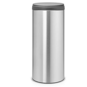 Cubo de basura Brabantia FlipBin 30 L Acero inoxidable