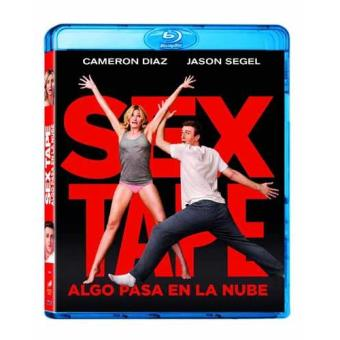 Sex Tape: Algo pasa en la nube - Blu-Ray
