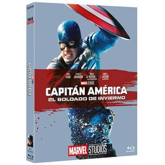 Capitán América: El soldado de invierno - Ed Oring - Blu-ray