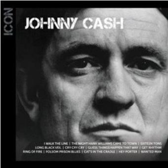 Johnny Cash Icon