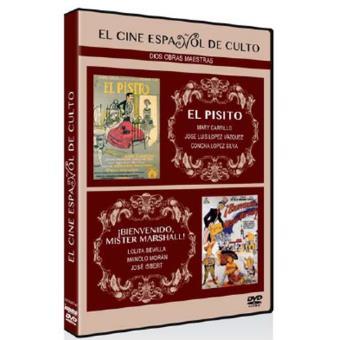 Pack El pisito + ¡Bienvenido, Mister Marshall! - DVD