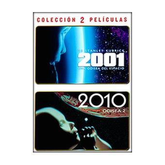 Pack 2001 + 2010 Una odisea del espacio - DVD