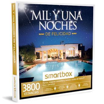 Caja Regalo Smartbox - Mil y una noches de felicidad