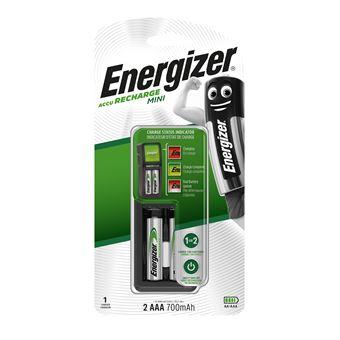 Cargador de pilas Energizer AAA 850 mAh