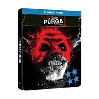 La primera purga: Una nación renace - Steelbook Blu-Ray