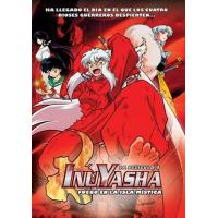 InuYasha 4: Fuego en la isla misteriosa - DVD