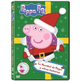 Peppa Pig. La Navidad de Peppa y otras historias - DVD