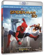 Spiderman Homecoming - Blu-Ray + 3D