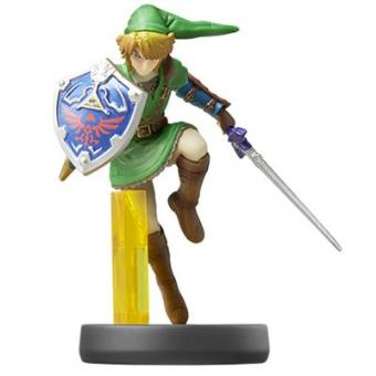 Figura Amiibo Super Smash Bros Link