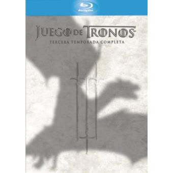 Juego de TronosJuego de tronos - Temporada 3 - Blu-Ray