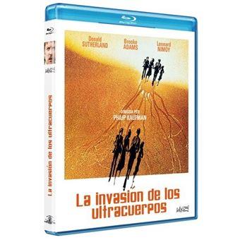 La invasión de los ultracuerpos - Blu-Ray