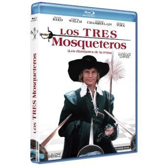 Los tres mosqueteros - Blu-Ray