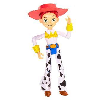 Figura básica Toy Story 4 Jessie Mattel