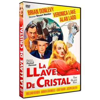 La llave de cristal - DVD