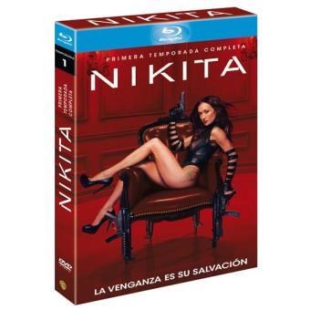 Pack Nikita - 1ª Temporada - Blu-Ray