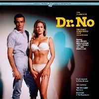 Dr. No First James Bond Film B.S.O. - Vinilo