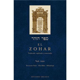 El Zohar. Vol. XXIII