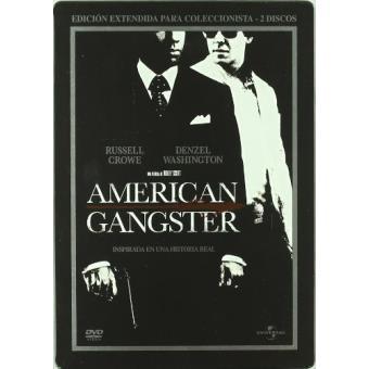 American Gangster Edición coleccionista - DVD