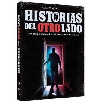 Pack Historias del otro lado Serie Completa - DVD