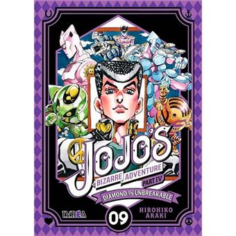 JoJo's Bizarre Adventure Part IV - Diamond is Unbreakable 9