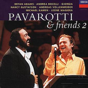 Pavarotti & friends volumen 2