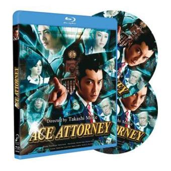 Ace Attorney - Blu-Ray + DVD