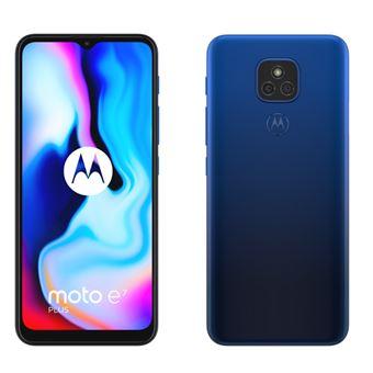 Motorola Moto E7 Plus 6,5'' 64GB Azul