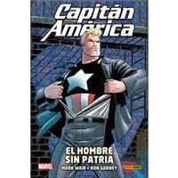 Capitán América - El hombre sin patria