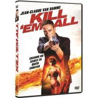 Kill'em All (2017) - DVD