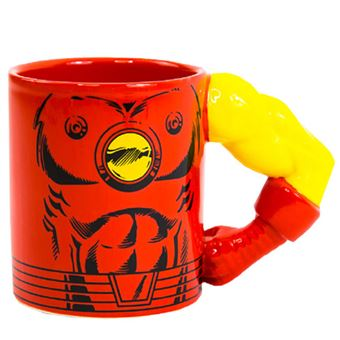 Taza 3D Marvel Vengadores Endgame - Iron Man