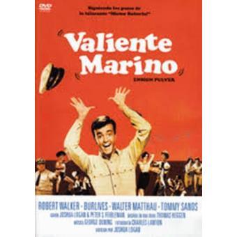 Valiente marino - DVD