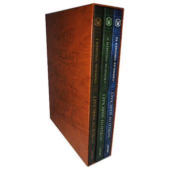 Caja edición especial World of Warcraft Crónicas