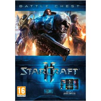 Starcraft II Battlechest 2.0 PC