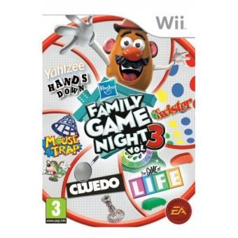 Hasbro Juegos En Familia 3 Wii Para Los Mejores Videojuegos Fnac