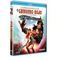 El guerrero rojo - Blu-Ray