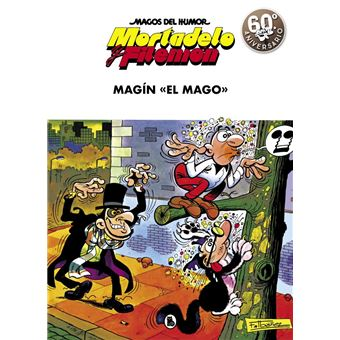 Magín el mago - Magos del Humor 17