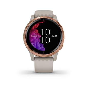 Smartwatch Garmin Venu Beige/Oro rosa
