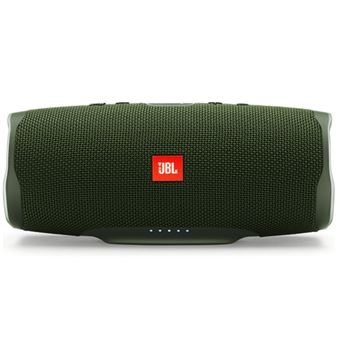 Altavoz Bluetooth JBL Charge 4 Verde