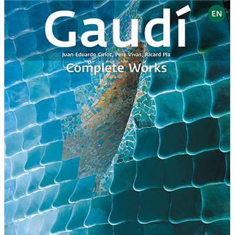 Barcelona. La ciudad de Gaudí (Inglés)