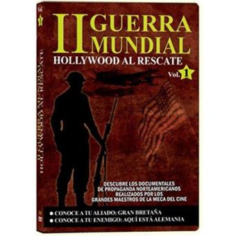 II Guerra Mundial: Hollywood Al Rescate Vol.1 - DVD