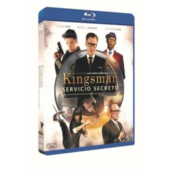 Kingsman. Servicio Secreto - Blu-Ray