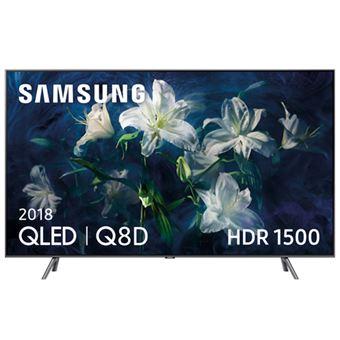 TV QLED 55'' Samsung QE55Q8DN 4K Smart TV