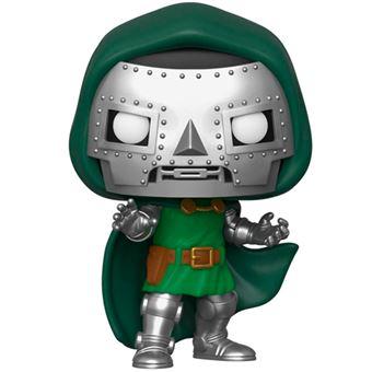 Figura Funko Marvel Los 4 Fantásticos - Doctor Doom