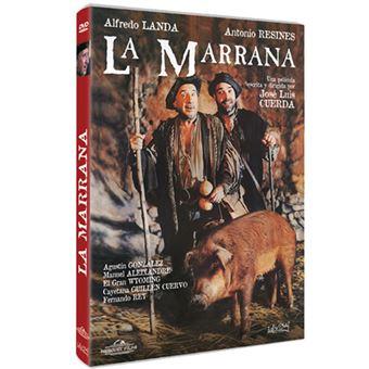 La marrana - DVD